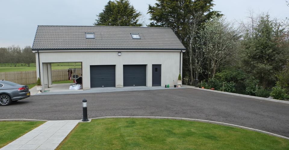 Low Energy Extension Ballymeana