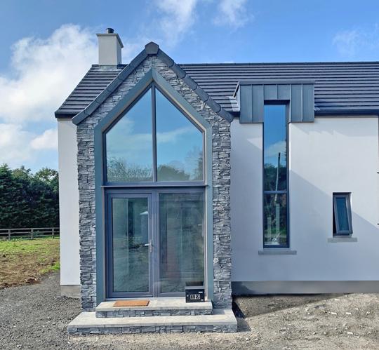 Modern Low Energy Home in Ballyclare