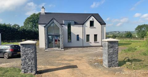 Modern Low Energy Home in Ballyclare
