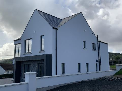 Low Energy Home in Carnlough, Northern Ireland