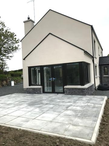 Customised ECOHome in Katesbridge, Northern Ireland