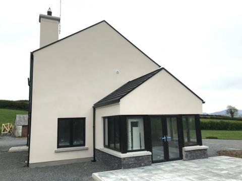 Customised ECOHome in Katesbridge, Northern Ireland